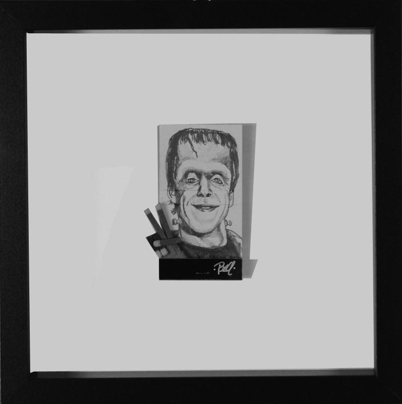 Distinction Gallery | Artists featuring Gabe Leonard original art ...